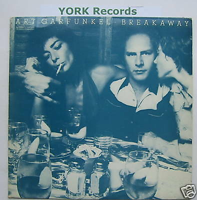ART GARFUNKEL - Breakaway - Excellent Con LP Record