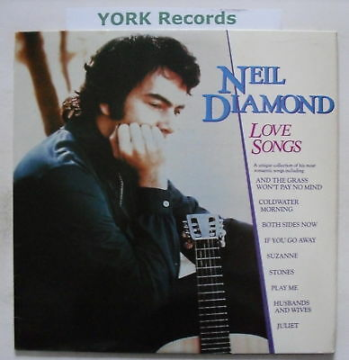 NEIL DIAMOND - Love Songs - Excellent Con LP Record