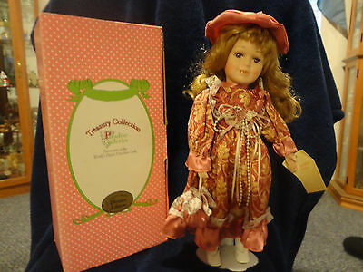 Paradise Galleries  Blossom Hill Collection Porcelain Doll
