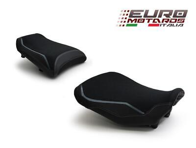 Yamaha FJ-09 TRACER 900 2015-2017 Luimoto Team Edition Suede Seat Cover Set New