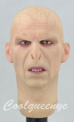 Star Ace Toys 1/6 Scale SA0010 Harry Potter LORD Voldemort - Head Sculpt #2