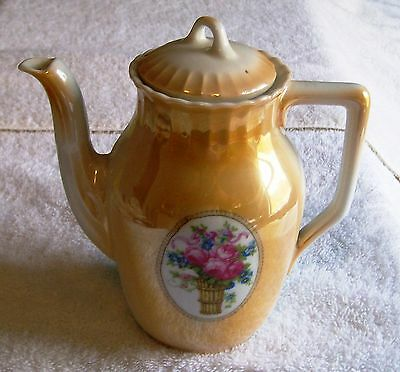 CELEBRATE TEA SERVER , FINE PORCELAIN CHINA FROM GERMANY