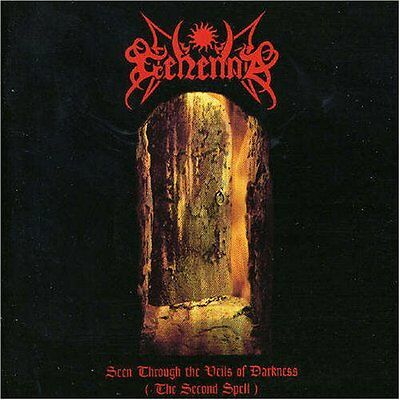Gehenna - Seen Through the Veils of Darkness (The Second Spell, The Second... CD