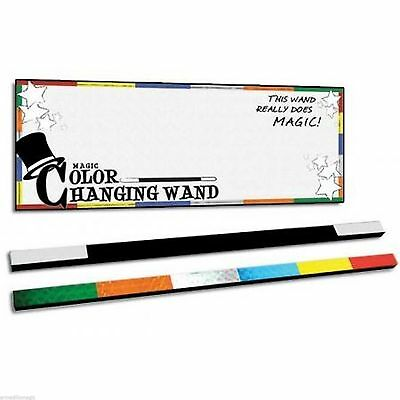 Color Changing Wand Stick - Stage Illusion - Kid Shows