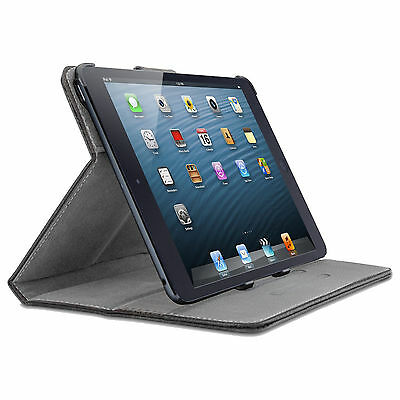 Belkin Striped Cover Case with Stand for Apple iPad Mini and iPad Mini 3 Black