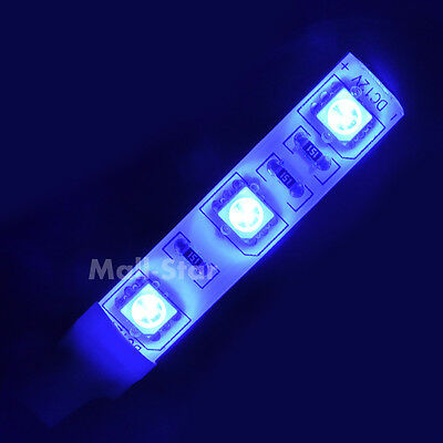 5050 SMD BLUE IP65 Waterproof 3 LED Light Each Fits  Cars Motorcycle DC12V 4PCS
