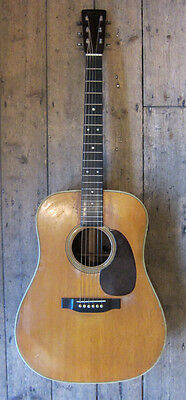 1949 Martin D28 Brazilian Rosewood - Vintage Martin Acoustic