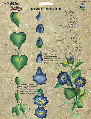 Morning Glories RTG Guide #1119 by Donna Dewberry