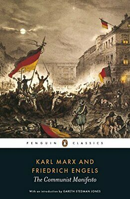 The Communist Manifesto (Penguin Classics), Friedrich Engels Paperback Book The