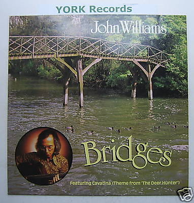 JOHN WILLIAMS - Bridges - Excellent Condition LP Record
