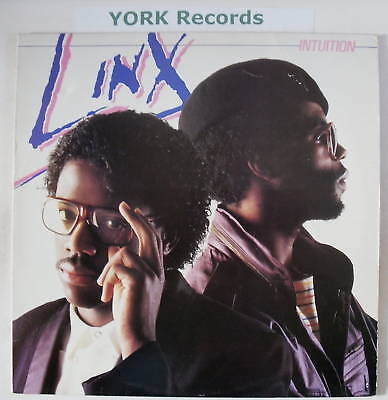 LINX - Intuition - Excellent Condition LP Record