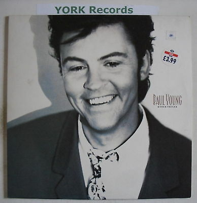 PAUL YOUNG - Other Voices - Excellent Con LP Record