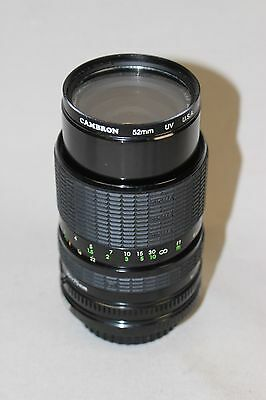 sigma manual focus 35-70mm F2.8-4 mc lens for CANON FD MOUNT slr camera