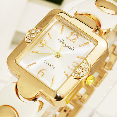 Pretty Fashion Simply Design Lady Girl Bracelet Wrist Watches Best Gift, G36-WT
