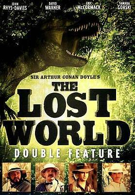 The Lost World/Return to the Lost World (DVD, 2012) - NEW!!