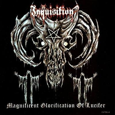 Inquisition - Magnificent Glorification Of Lucifer (NEW CD)