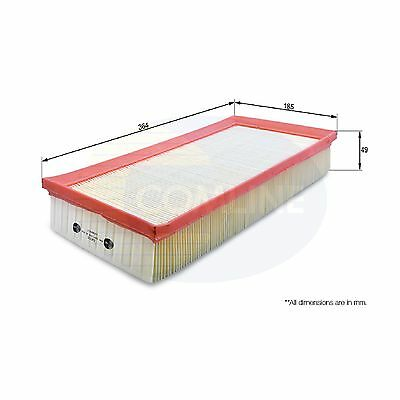367mm Long Comline Air Filter Genuine OE Quality Engine Service Replacement