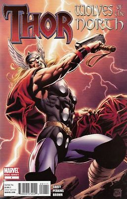 Thor: Wolves Of The North #1 (Marvel Comics)