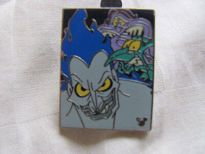 Disney Trading Pins 73307: DLR - 2009 Hidden Mickey Series - Villains with Pets