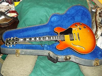 ORIGINAL 1969 GIBSON ES-335 WITH A 1973 FACTORY RE-NECK WITH ES-355 APPOINTMENTS
