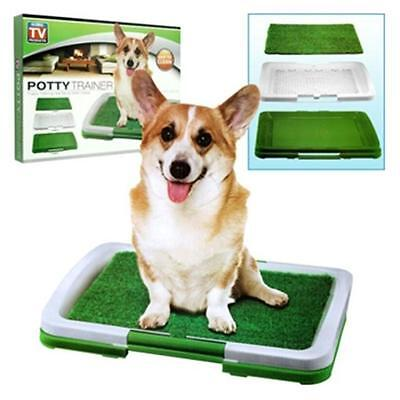 Puppy Potty Trainer Indoor Grass Training Patch 3 Layers