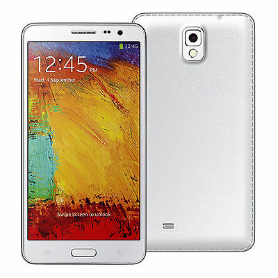 Unlocked Note Style N8000 5.5 Inch Android Quad Core 3G WCDMA GPS Smart Phone