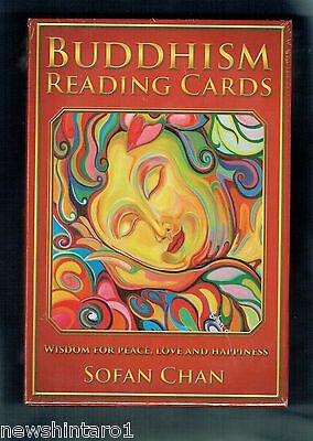 #Oo. Sealed Box Of 36 Buddhism Reading Cards