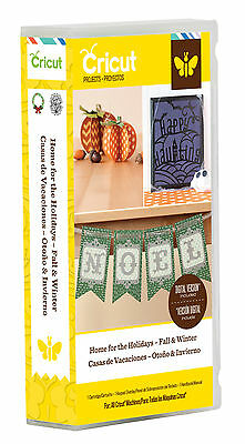 Cricut Home For The Holidays Fall & Winter 2002132