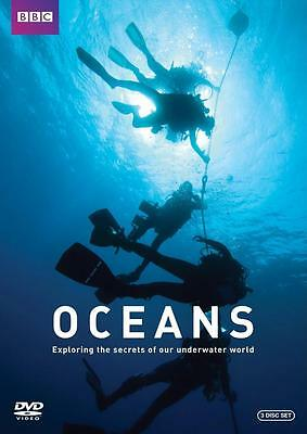 Oceans (DVD 3 disc) BBC series NEW sold as is