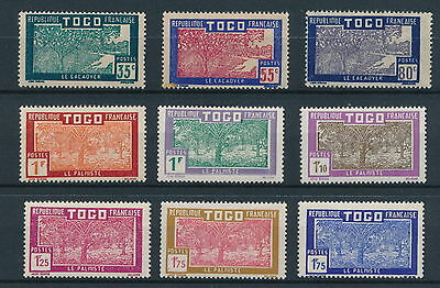[47291] Togo 1928 good very fine MNH/MH set of stamps (most is MNH)