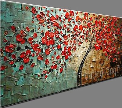 oil painting Abstract Modern Art Canvas New Manual Wall Parlor Bedroom(No Frame)