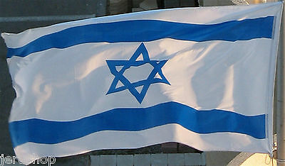 "1 Israeli Jewish  Flag New 24""x31"" Magen David Israel Judaica Buy 2 get 1 free"