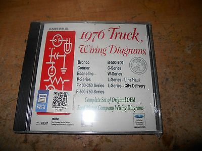 1985 ford c series wiring diagrams • cad 10 80 picclick ca 1976 ford f500 750 b c w l series trucks factory wiring diagrams manual cd