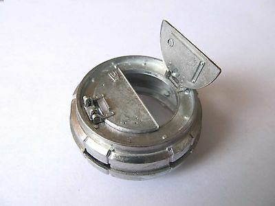 1/16 Panzer III metal cupola with opening hatch