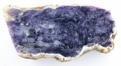 485 Grams Aaa Quality Tiffany Stone Bertrandite Opal Fluorite Purple Bs4