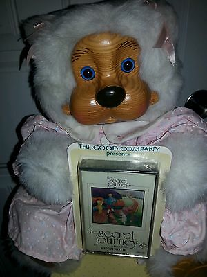 VINTAGE ROBERT RAIKES LIZA BEAR WITH TAPE, BOX & CERTIFICATE