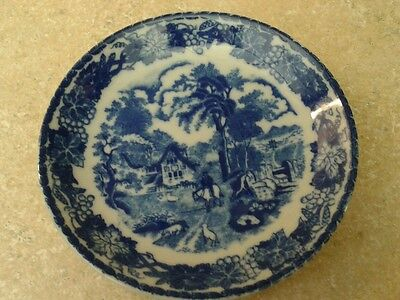 Maruta China,  Saucer made in Occupied Japan