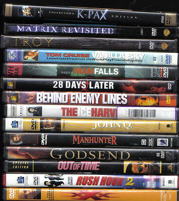 LOT of 14 ACTION/POLICE/DRAMA DVD Movies AND MORE ONE LOW PRICE!  FREE SHIPPING