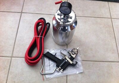 New 2 Quart Pneumatic Air Spray Gun Auto Shop Home Repair