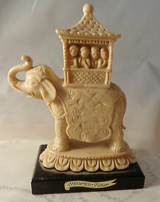 Kreisler Serrano Elephant FIGURINE COLLECTIBLE MADRID SPAIN