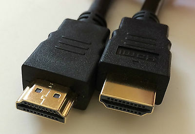 (2x) 6FT STEREN HIGH-SPEED HDMI CABLE For BLURAY 3D PS4 1080P HDTV 517-306BK