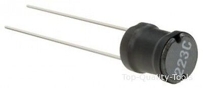 INDUCTOR, 15MH, 10% 0.08A TH RADIAL Part # MURATA POWER SOLUTIONS 13R156C