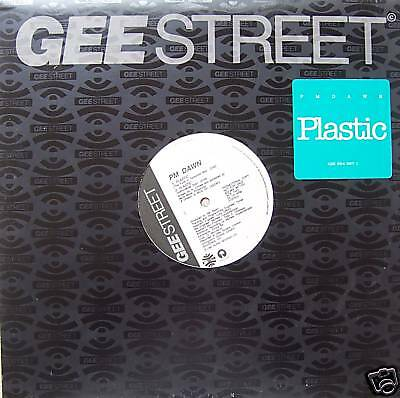 "PM DAWN - Plastic - PROMO - 12"" US PRESS"