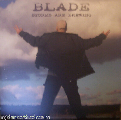 BLADE - Storms Are Brewing - 2 x VINYL LP
