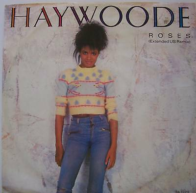 """HAYWOODE ~ Roses ~ 12"""" Single PS"""