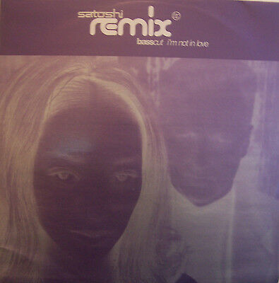 "BASSCUT ~ Im Not In Love REMIX  ~ 12"" Single PS"