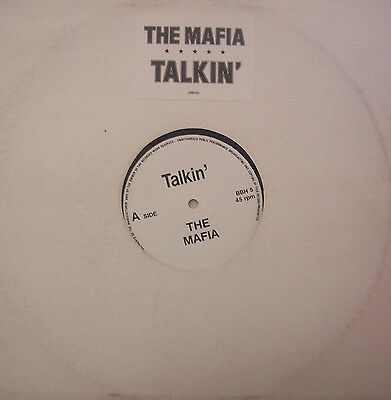 "THE MAFIA - Talkin ~ 12"" Single"