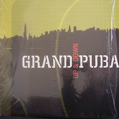 "GRAND PUBA ~ Up & Down ~ 12"" Single PS USA PRESS"
