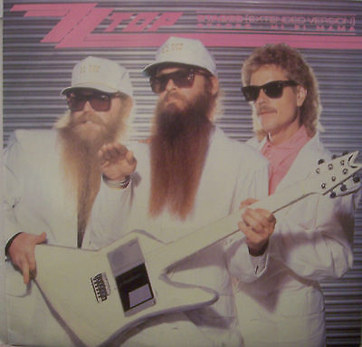 "ZZ TOP ~ Stages / Hi Fi Mama ~ 12"" Single PS"