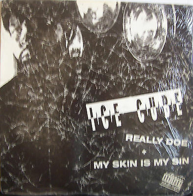 "ICE CUBE ~ Really Doe / My Skin Is My Sin ~ 12"" Single PS USA PRESSING"